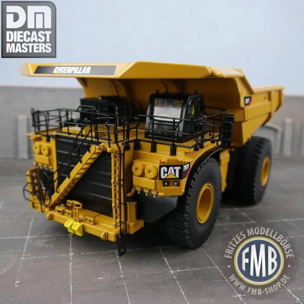 85655 - Diecast Masters - CAT 797F Muldenkipper Dumper - TIER 4