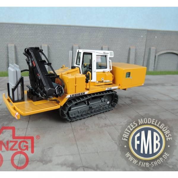 855 - NZG - Liebherr SR 714 Schweißraupe