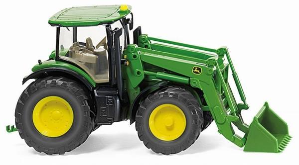 035802 - Wiking - John Deere 7280R Traktor mit Frontlader