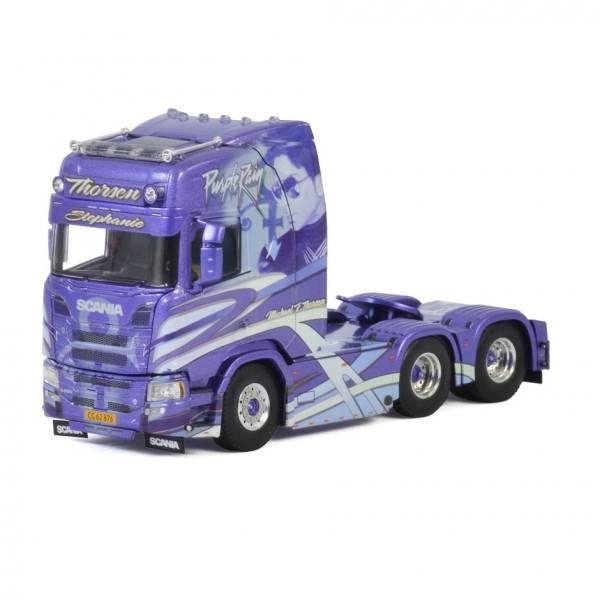 01-3063 - WSI - Scania CR HL 3achs Zugmaschine - Michael Thorsen - DK -