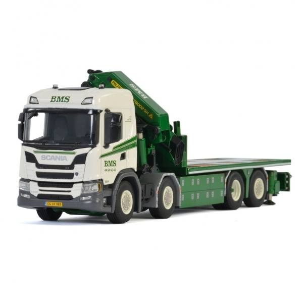 01-2899 - WSI - Scania G CG117N 8x2 mit Palfinger Kran PK78002SH - BMS A/S - DK -