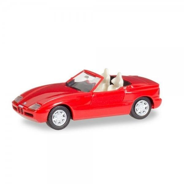 "028912 - Herpa - BMW Z1 Roadster, rot ""Herpa H-Edition"""