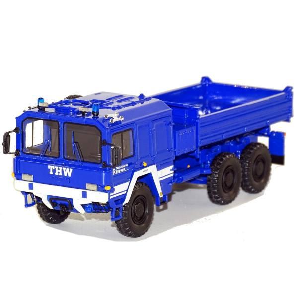 G0008232 - GMTS - MAN KAT 1 3achs Kipper 7 to - THW -