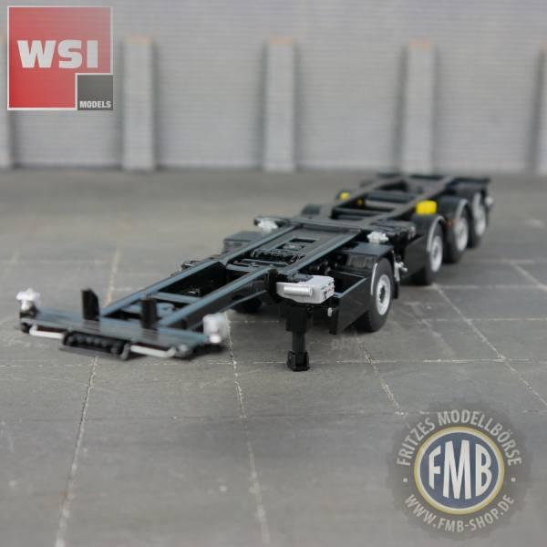 03-2020 - WSI - 1 + 3 achs Container Combi Auflieger - 2Connect