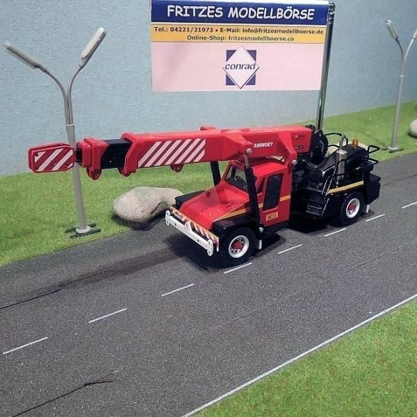 410082 - Conrad - Terex AT20-3 Knickgelenk-Mobilkran -Mammoet-