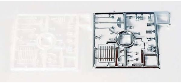 051903 - Herpa - Zubehör: Fanfaren - Lautsprecher - Dachträger
