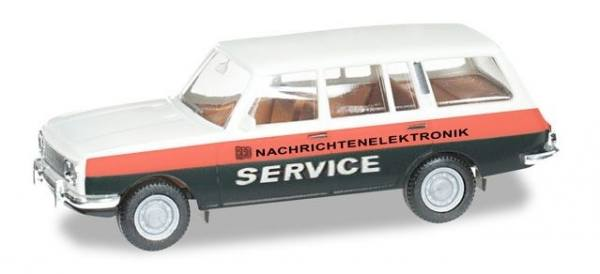 """091633 - Herpa - Wartburg 353´66 Tourist """"VEB RFT Service"""""""