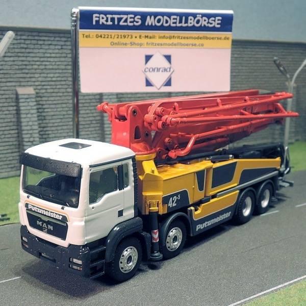 L-71199/0 - Conrad - MAN TGS 4achs Betonpumpe M 42-5 Putzmeister