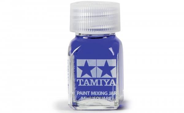 81043 - Tamiya - Farb Mischglas 10ml, eckig