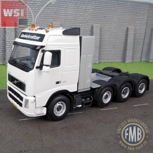03-1081 - WSI - Volvo FH GL 8x4 4achs Zugmaschine - White Line -