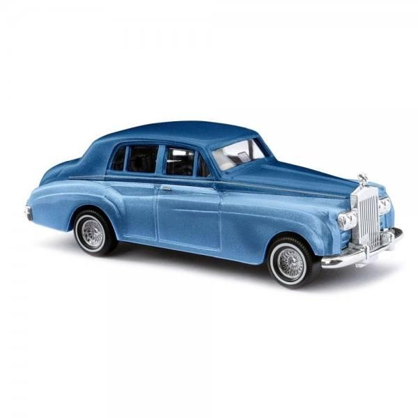 44426 - Busch - Rolls Royce Silver Cloud (Baujahr 1959), blaumetallic