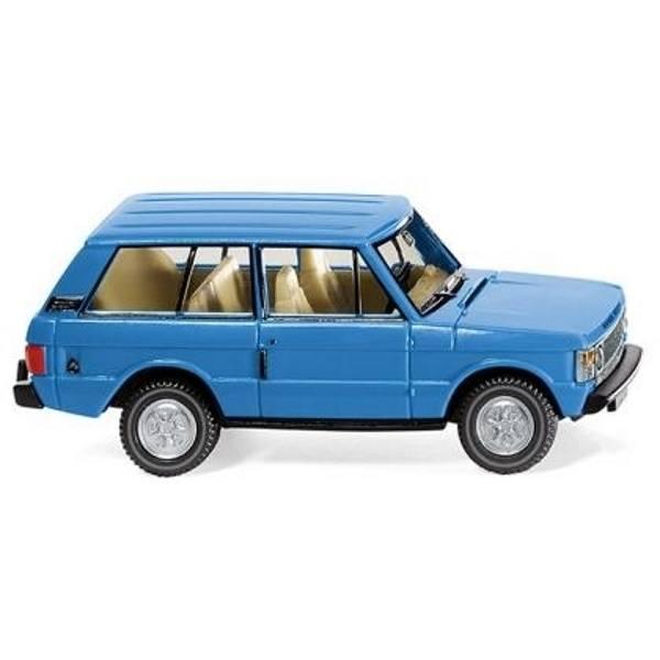 010502 - Wiking - Range Rover 2türig, blau