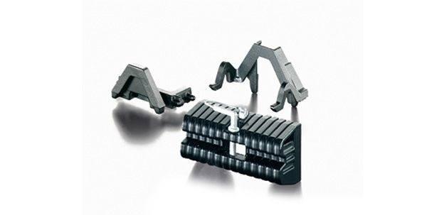 3095 - Siku - Adapterset für Frontgewicht, rot