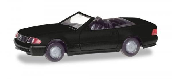 013222 - Herpa - MiniKit Mercedes-Benz 500 SL (R129), schwarz