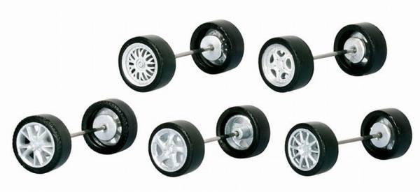 053372 - Herpa - Porsche Felgen für 10 Modelle