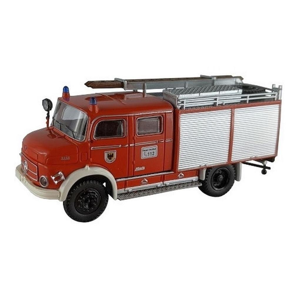 Brekina 47164 Mercedes LAF 1113 TLF 16 Feuerwehr Cirkus Krone OVP NEU
