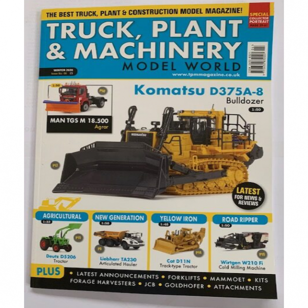 Winter 2020 - Truck, Plant & Machinery Model World - Magazin