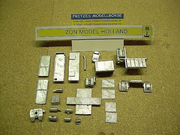 ZON Model - Ginaf Schwerlastturm klein - van der Vlist