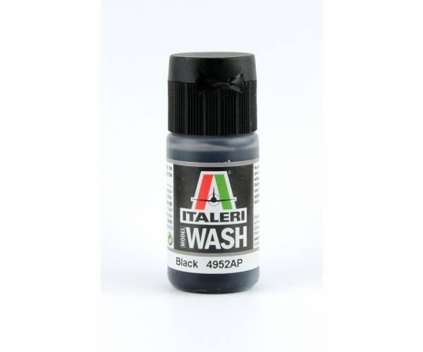 4952 - Italeri - Schwarz (Acryl Model Wash)