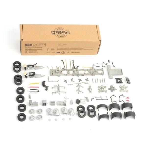 10-1031 - WSI Parts - MAN 8x4 D Chassi - Bausatz