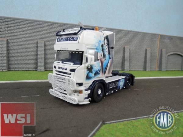 01-2202 - WSI - Scania Streamline TL 2achs Zugmaschine - Kenny Coin - F - Colobiana -