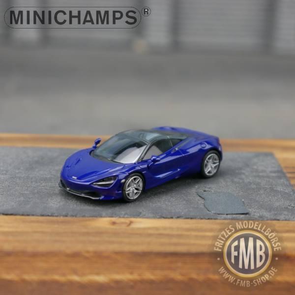 178720 - Minichamps - McLaren 720S Coupe (2017), blau