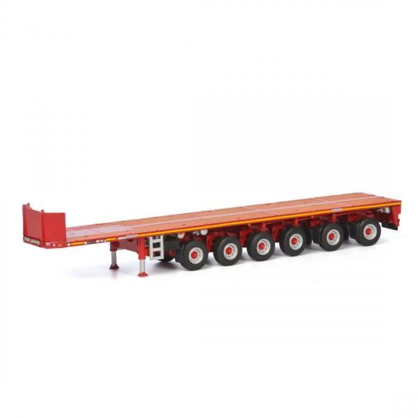 04-1174 - WSI - 6achs Goldhofer Ballastauflieger - Premium Line -