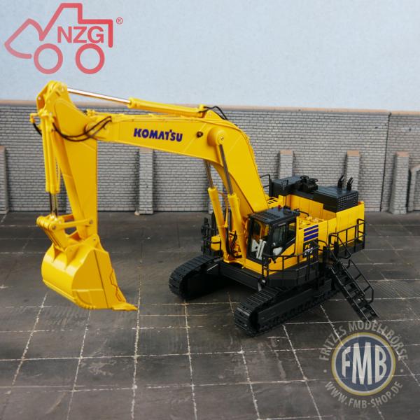 999 - NZG - Komatsu PC1250 Kettenbagger