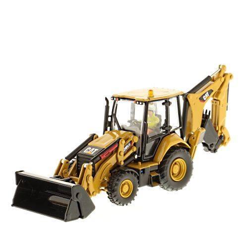 85233 - Diecast Masters - CAT 420F2 IT Baggerlader