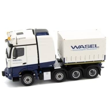 33-0140A - IMC - Mercedes-Benz Arocs Bigspace 8x4 Zugmaschine - WASEL