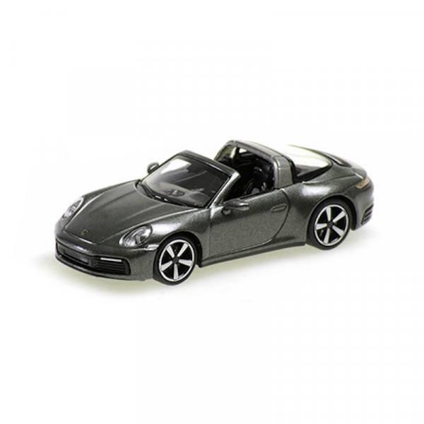 069064 - Minichamps - Porsche 911 Targa4 (992 - 2020), grün metallic