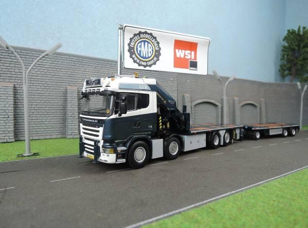 01-2081 - WSI  - Scania R Streamline HL+Anhänger  mit Palfinger PK78002SH - C. Groenenboom - NL -