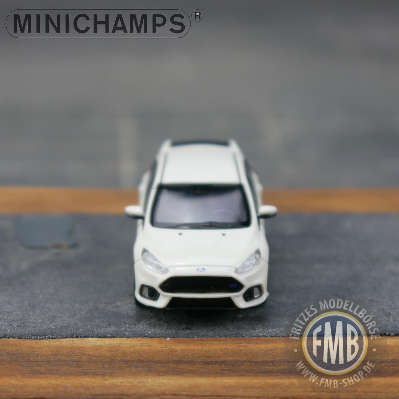 Ford Focus RS 2018-1:87 Minichamps