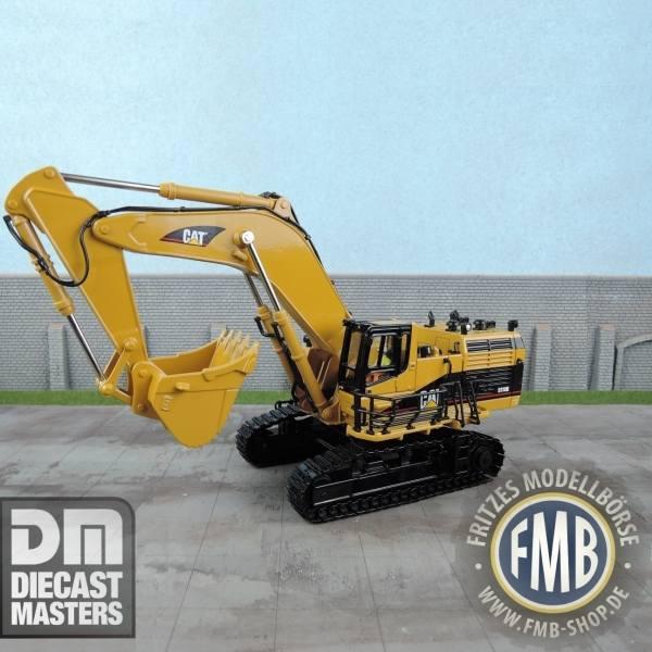 85098 - Diecast Masters - CAT 5110 B TL Kettenbagger
