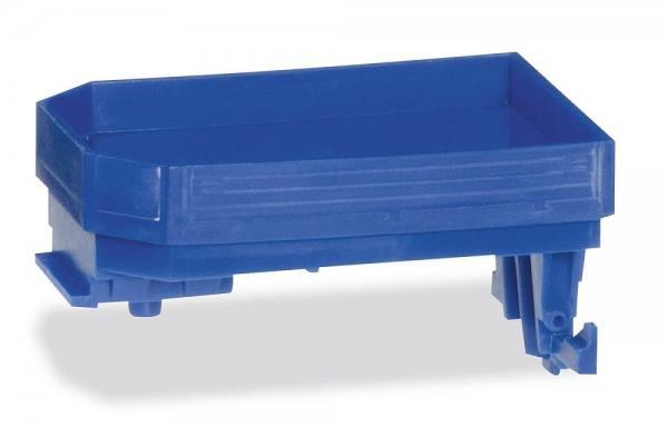 053716 - Herpa - Zubehör Schwanenhals für Goldhofer Module -blau-