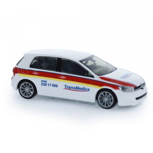 "32001 - Rietze - VW Golf VII - Blut- & Organtransport ""Transmedica Dessau"""