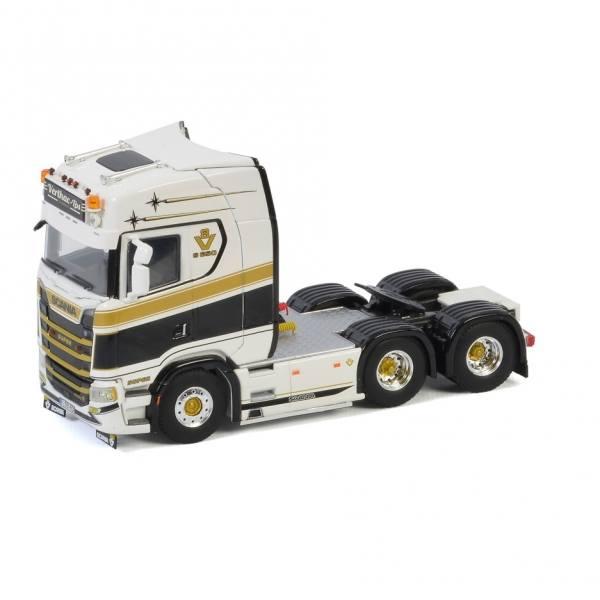 01-3075 - WSI - Scania S650 V8 HL 6x2 3achs Zugmaschine - Verlhac TPS - F -