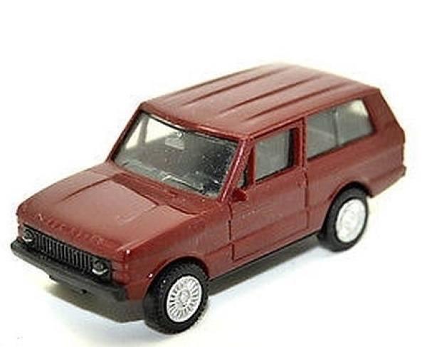 024020 - Herpa - Range Rover standart, braunrot