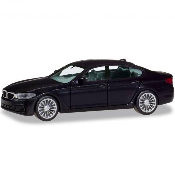 420372 Herpa Bmw 5er Limousine G30 Schwarz