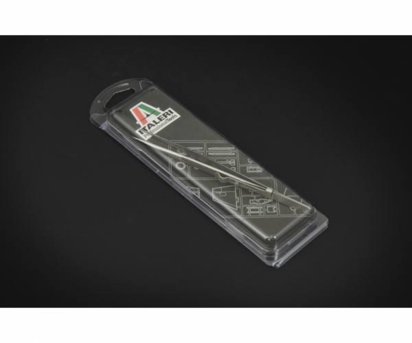 50821 - Italeri - Pinzette, spitz mit Arretierung - 160mm