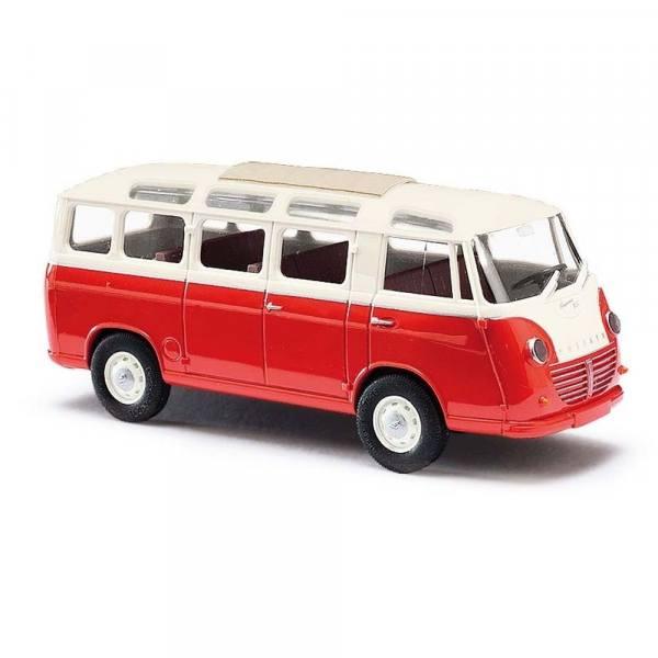 94150 - Dreika - Goliath Express 1100 Luxusbus, rot/creme