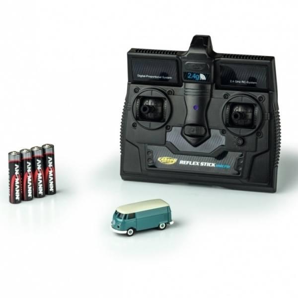 500504118 - Carson - VW T1 Bus Kastenwagen mit Fernbedienung 2.4 G