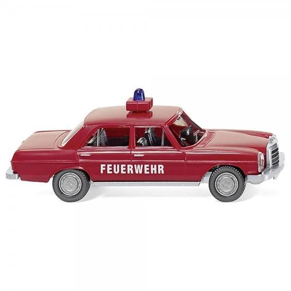 """086140 - Wiking - Mercedes-Benz 220D /8 Einsatzleitwagen """"Feuerwehr"""""""
