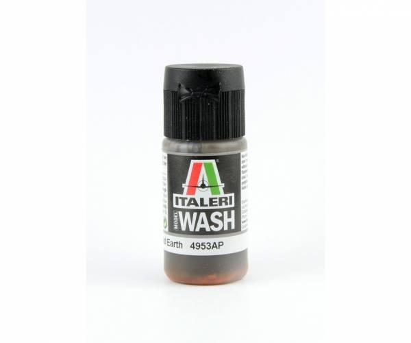 4953 - Italeri - Oiled Earth (Acryl Model Wash)