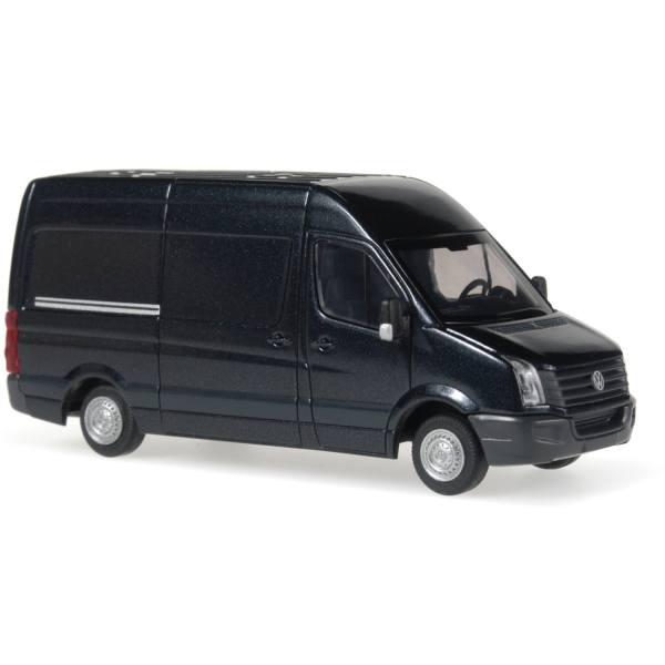 21904 - Rietze - VW Crafter Kasten 2011, nachtschwarz metallic