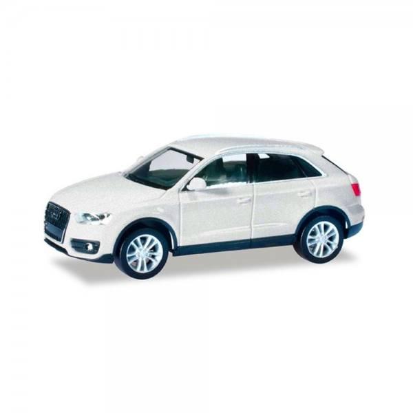 034821-004 - Herpa - Audi Q3, cuvéesilber metallic