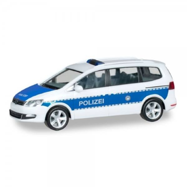 """094283 - Herpa - VW Sharan Funkstreifenwagen """"Bundespolizei"""""""