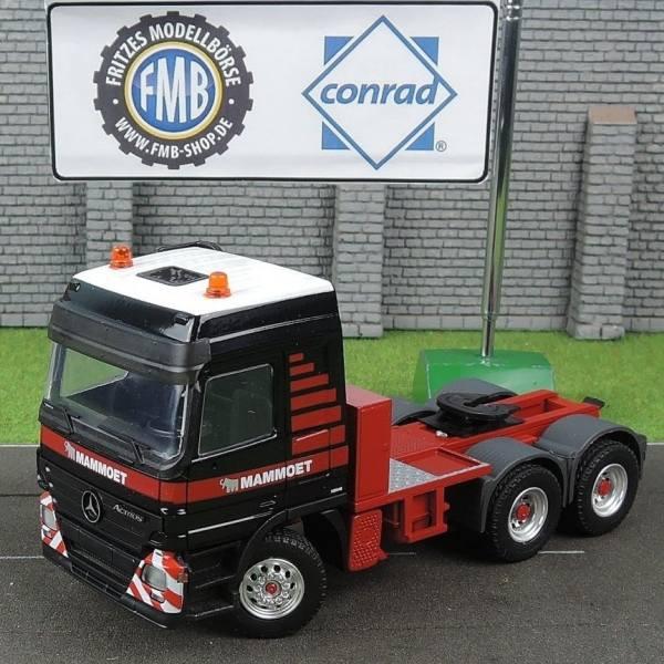 40011/01 - Conrad - Mercedes-Benz Actros L MP2 6x4 3achs Zugmaschine - Mammoet
