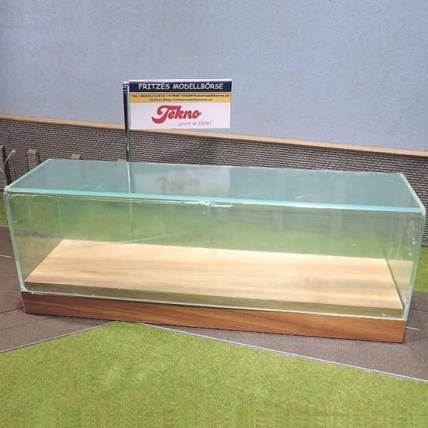 59578 - Vitrine Holz/Plexiglas LVZ 1:50 - 385x100x105mm