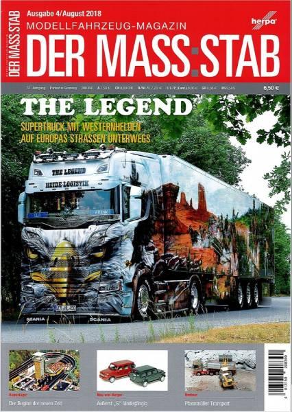 208390 - Herpa - Magazin Mass:stab 4/2018